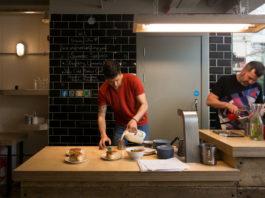 Urbanity Cafe Dublin Baristas