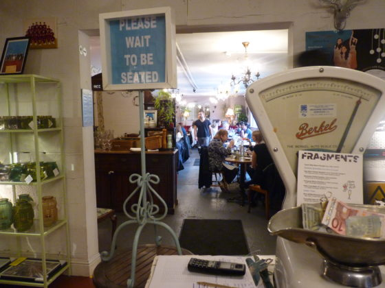 The Mayfield Cafe