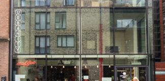 Urbanity Cafe Dublin 7 Window