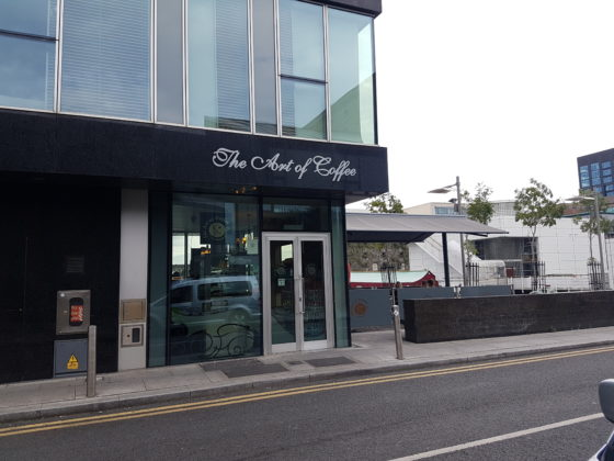 The Art of Coffee: Grand Canal Dock